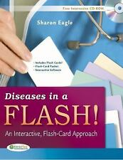 Diseases in a Flash!: An Interactive, Flash-Card Approach-ExLibrary