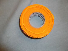 """GOLD ATHLETIC TAPE  4 rolls  1""""x25yds.   * COSMETIC SECONDS *"""