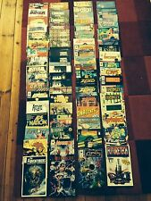 INDEPENDENT BULK WHOLESALE 10 MIXED COMIC LOT 70s - 2000s