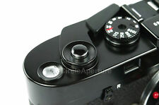 Fine Quality Small Flush Black Metal Release Button for Leica Fuji X100 X-Pro1