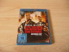 Blu Ray Stirb langsam - Ein guter Tag zum Sterben - Bruce Willis - Extended Cut
