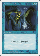Counterspell 5th  VO -  MTG Magic (EX)