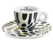 illy collection 6er Set Espressotassen Tobias Rehberger