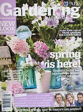 ABC Gardening Australia Magazine - September 2013 Spring Is Here - 20% Bulk Disc