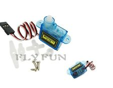 Tiny Mini Micro Nano Servo 3.7g For RC Airplane Helicopter, Drone, Boat,