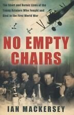 No Empty Chairs, Mackersey, Ian, New Books