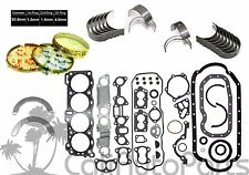 "Honda Isuzu 2.6L ""4ZE1"" 8-Valves SOHC NEW Full Engine Gasket Set *RE-RING KIT*"