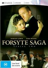 The Forsyte Saga : Season 2 (DVD, 2012, 2-Disc Set)