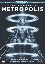 Complete Metropolis [Limited Edition] (DVD New)