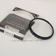 Tianya 58mm MC-UV Multi Coated Ultra-Violet Filter 58