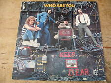 THE WHO Who Are You 1978 MCA UK press