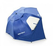 Large Umbrella, Portable Sun and Weather Shelter, Sport-Brella, Blue, New