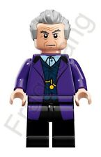 LEGO 21304 DOCTOR WHO Twelfth Doctor Minifigure & Sonic Screwdriver (From 21304)