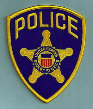 US SECRET SERVICE POLICE PATCH