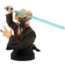 Star Wars PLO KOON mini bust/statue~Gentle Giant~Jedi~Darth Vader~NIB