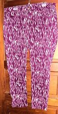 LYS Love Your Style Patterned Jeans Size 18W