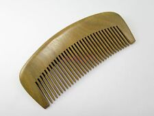 Natural Sandalwood Palm Comb Wood Hair Mustache Comb Healthy Care