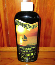 100% Pure Organic Haitian Gourmet Vanilla Extract Concentrated 6 OZ