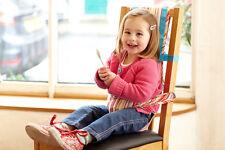 La société Gro Gro chaise harnais (Jazz Stripe) tout-petit / enfant / bébé harnais