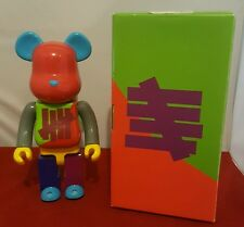 Medicom 400% Be@rbrick x Undefeated Bearbrick Multi Color Very Rare