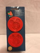 Wilton Mickey Unlimited Mickey and Minnie Mouse Cookie Stamp Set - NEW