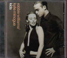 Kylie Minogue and Robbie Williams-Kids cd maxi single
