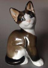Rosenthal Porzellan Porzellanfigur Katze Kätzchen Nr.1119 T. Kärner Kaerner~1940