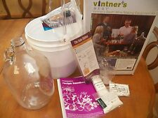 1 Gallon Vintners Best Wine Equipment Kit, Wine Making Kit, Wine Equipment Kit
