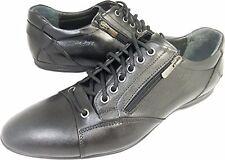 100% Chelsy - Moderno Italiano Diseñador Zapatos De Cordones Fútbol Estilo 45