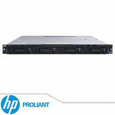 HP ProLiant DL160 G6 2x Xeon Quad Core E5506 16GB DDR3 RAM 1U Rackable Server