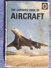 + Ladybird Books - Aircraft - David Carey - 1972 - Series 584 - Print England +