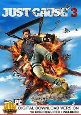 Just Cause 3 PC (Steam Download Key)