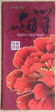 Ang pow red packet Pierre cardin parkson 1 pc new