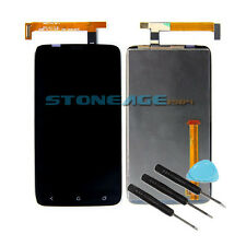 Original LCD Display & Touch Screen Digitizer Assembly For HTC S720E One X+TOOLS