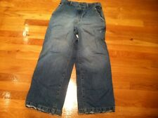 BOYS GIRLS KIDS ABERCROMBIE AND FITCH DISTRESSED JEANS SIZE 14 EUC