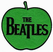 Beatles Apple iron-on / sew-on cloth patch   (ro)