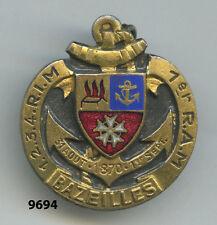 Insigne , Comité National des Traditions des Troupes de Marine