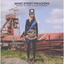 "MANIC STREET PREACHERS ""NATIONAL TREASURES-.."" 2 CD NEU"