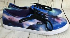 Vans Lo Pro Cosmic Galaxy Sneakers Shoes Size Men 5 Women 6.5
