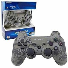 Wireless Ps3 Controller for SONY Playstation 3 - Urban Camouflage Camo
