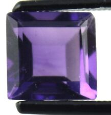 2.4 CT AAA!  BEST AFRICAN AMETHYST SQUARE