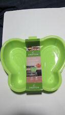Silicone Baking Pan in Shape and Design of a Butterfly.