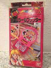 Sailor Moon vintage label maker