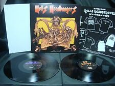 Hells Headbangers Compilation Vol. 7 2xLP Vinyl Death Nunslaughter Witch Cross