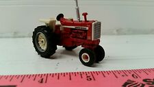 1/64 ERTL farm toy custom international farmall 1206 tractor narrow front tires