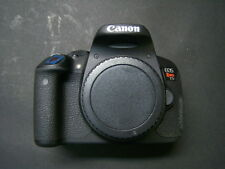 Canon EOS 700D (EOS Rebel T5i / EOS Kiss X7i) Digital Camera BODY ONLY