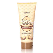 [SCENTIO] The Egg Smoothing and Nourishing Hair Treatment Mask 180ml NEW