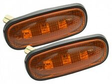LAND ROVER DEFENDER TD5 ONWARD LED AMBER SIDE WING REPEATER INDICATORS - DA8532