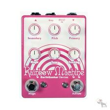 EarthQuaker Rainbow Machine Polyphonic Pitch Shifting Harmonizing Alien Pedal