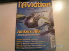 **f Fana de l'aviation n°422 Junkers Ju 388 / Curtiss Hawk 75 / BAC TSR 2